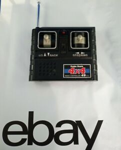 Radio Shack Radio Controlled 49 MHz conroller Only untested