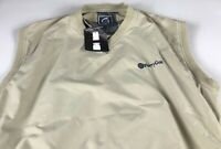 Perry Golf Vest Mens Large Sunderland Of Scotland Windvest Sleeveless Jacket NEW