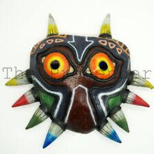 Halloween The Legend of Zelda: Majora's Mask Fancy Dress Latex Mask Costume Prop