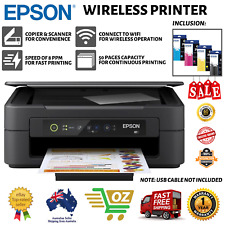 Epson Expression Home Xp2105 3-in-1 Inkjet Multifunction Printer WiFi Print