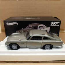 Hot wheels ELITE 1:18 Aston Martin DB5 Goldfinger 007 JAMES BOND BLY20 Diecast