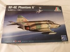 ON SALE 1/48 Italeri RF 4E Phantom II Decals4/5Versions # 2737 Yom Kipper War