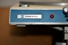 Vintage Harris CB1201 professional studio radio station Turntable