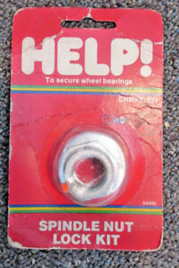 Help 04995 Spindle Nut Lock Kit - For 1978 Dodge Omni / 1978 Plymouth Horizon