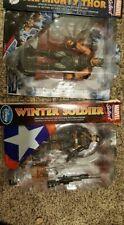 Diamond Marvel Select Winter Soldier Action Figure Disney Loose