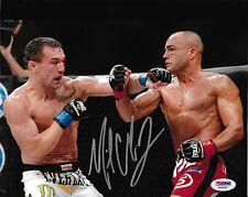 Michael Chandler Signed Bellator MMA 8x10 Photo PSA/DNA COA Picture Autograph 1