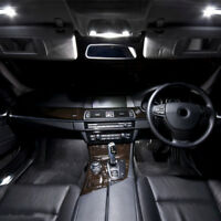 FOR BMW E90 3 Series FULL LED Light Upgrade ERROR FREE Pure White Interior Sets