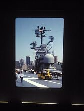 Slides Intrepid US Navy Aircraft Carrier USS Museum New York City Military visit