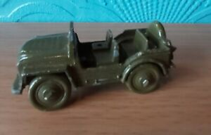 Benbros Toys Austin Champ  Army Jeep Type Vintage Diecast Vehicle