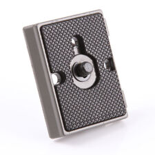 DSLR Camera Tripod Quick Release QR Plate for Manfrotto 200PL-14 496 486 804 RC2