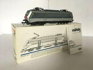 MARKLIN HO LOCOMOTIVE ELECTRIQUE BB 26070 SYBIC SNCF REF 3364 PARFAIT ETAT BOITE