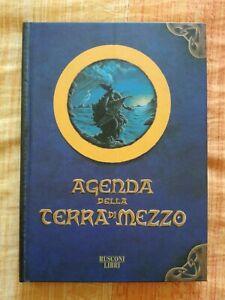 AGENDA DELLA TERRA DI MEZZO - RUSCONI 1999 - PRIMA ED - IL SIGNORE DEGLI ANELLI