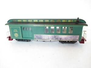 BACHMANN On30 - THOMAS KINKADE'S CHRISTMAS EXPRESS U.S. MAIL CAR-  LN -