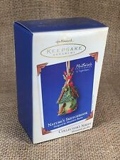 2003 Natures Sketchbook Hallmark Keepsake Ornament 1st in Series