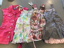 Girls Mixed Summer Items X 4 - Size 3 Pumpkin Patch
