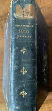 EMPIRE - 1815 - WATERLOO - Henry Houssaye - LDG11042