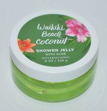 Bath & Body Works Waikiki Beach Coconut Shower Jelly Tub Gel Wash