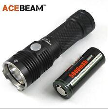 Acebeam EC50 GEN II 3000lm Search light Cree XHP70 LED Flashlight 26650USB Torch