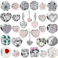 Special Luxury Brand Jewelry Charms Bead For 925 Sterling Silver Bracelet Bangle