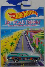 HW Road Trippin A1A Florida Coast 70 Chevelle SS Wagon 1:64 Hot Wheels USA CBJ03