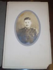 "1918 PHOTOGRAPH OF CHESTER COUNTY PA WWI VETERAN, GUISEPPE ""JOSEPH"" GIORGIANI"