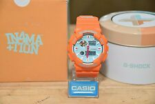 Casio G-shock in4mation GAX100X-4A Limited edition