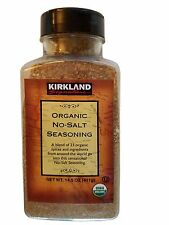 Kirkland Signature Organic No-Salt Seasoning 21 Spices 14.5 oz