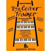 Tonleiter-Trainer. Für Klavier