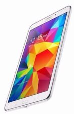 """MINT A+ Samsung Galaxy Tab 4 T337A 8"""" 16GB White Wi-Fi + AT&T Android Tablet"""