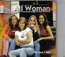 All woman-the love i Lost cd single eurodance holland