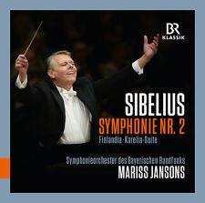 J. Sibelius / Mariss - Mariss Jansons Conducts Symphony No. 2 - Finlandia [New C