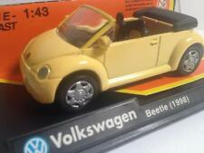 1/43 VOLKSWAGEN BEETLE 1968  NEW RAY DIECAST