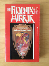 Avram Davidson: The Phoenix And The Mirror (Ace 1978) Vintage Fantasy 0441661556