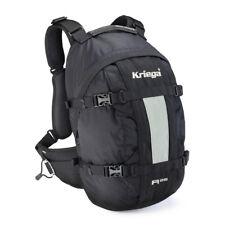 New kriega R25 Backpack Waterproof Motorcycle Luggage Bag Back Pack Rucksack