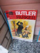 Butler Parker Heft Nr. 256: Parker haut den Lukas