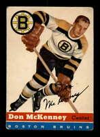 1954 Topps #35 Don McKenney RC VGEX X1498361
