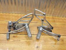 06-07 Suzuki GSXR600 GSXR750 VORTEX REARSETS RIGHT LEFT FOOT PEG BRACKETS