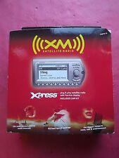 New sealed Audiovox XMCK-10A XM Xpress Satellite Radio & Car Kit