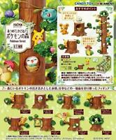 Pokemon Forest All 8 pieces Figure Re-Ment from Japan*