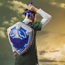 Official Nintendo Legend of Zelda Hylian Shield Backpack & Master Sword Set