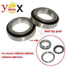 Head Steering Stem Roller Bearing For Honda CBR250 CBR400 CB400 CBR600RR 13-16