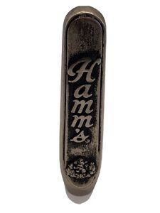 Hamms Beer Metal Tap Handle