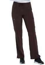 Dickies Scrubs Mid Rise Straight Leg Drawstring Scrub Pant Dk010 Esp Espresso