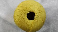 Patons Regal Cotton 4 Ply #1216 Lemon 50g