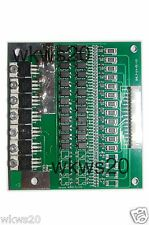 12 cells 36V 40A 60Apeak balancing LiFePo4 Lithium iron phosphate Protection PCB