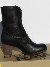 Caterpillar Lavern Chaussures Femme 39 Bottines Richelieu Bottes CAT UK6 Neuf