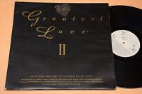 QUEEN ULTRAVOX..2LP GREATEST LOVE 1°ST ORIGINALE GATEFOLD AUDIOFILI TOP EX