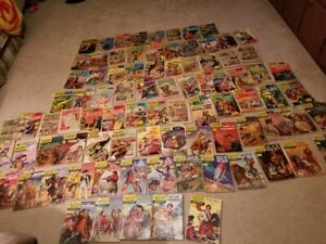 CLASSICS ILLUSTRATED HUGE LOT OF COMICS NOS. 11-118 FAIRLY COMPLETE LOT VINTAGE