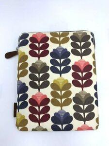Orla Kiely Etc Flower Padded Tablet Computer Case Sleeve Coated Canvas