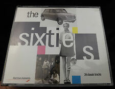 The Sixties Album Music CD 24 Classic Tracks British Airways Inflight Sales